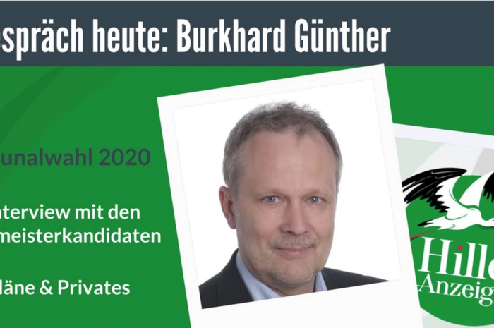 Video-Interview mit Burkhard Günther