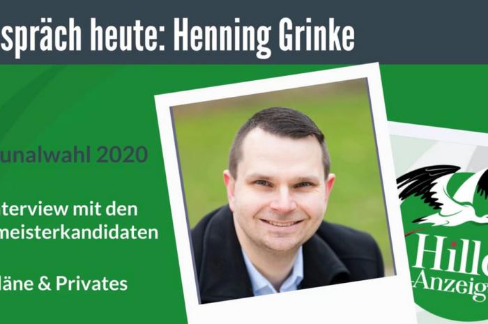 Video-Interview mit Henning Grinke