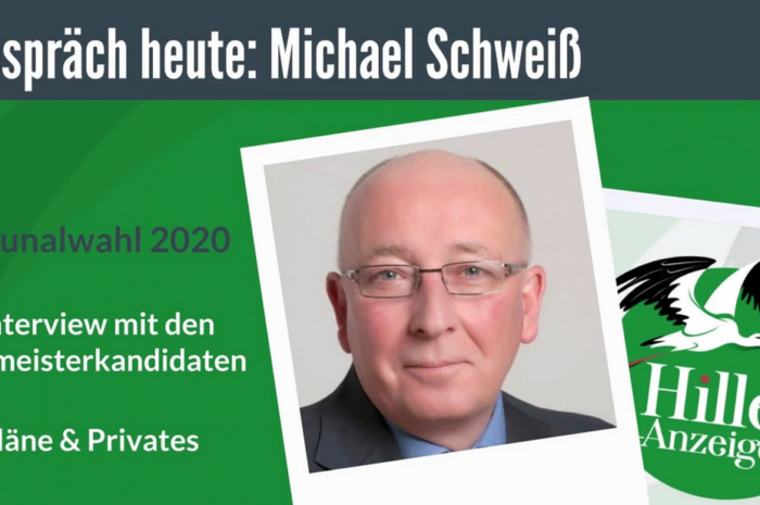 Video-Interview mit Michael Schweiß
