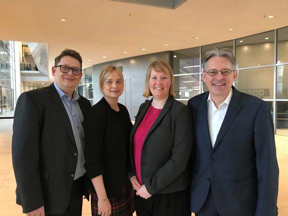 SPD-Abgeordnete gegen Milliardengrab zu Lasten der Region