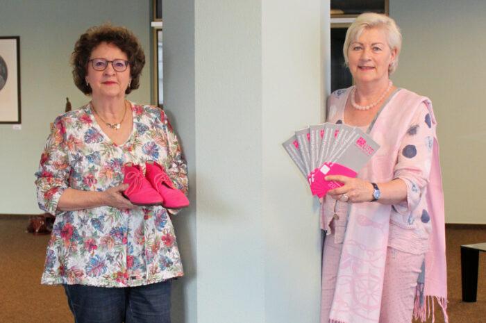 """Zwei Powerfrauen sagen """"tschüss"""": UTE verabschiedet sich"""