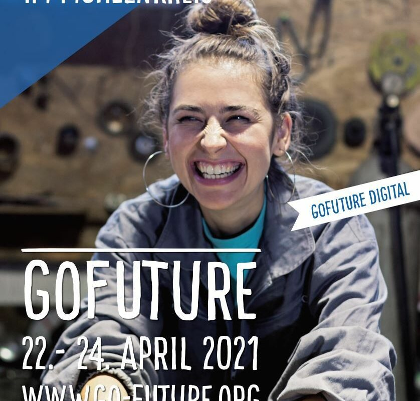 Plakat Go Future 2021