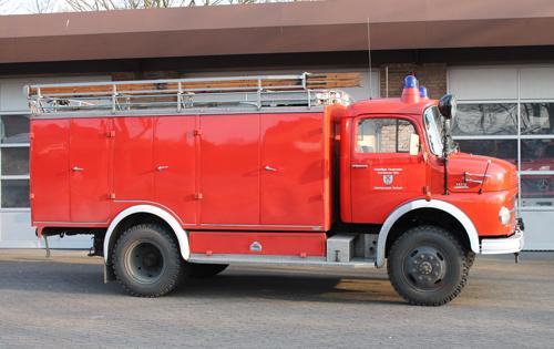 GW-L2 ersetzt Gerätewagen Logistik und Schlauchwagen
