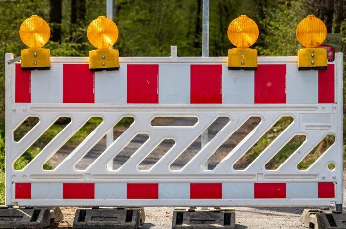 Sperrung: K 5 – Petershagen Buchholz vom 06.04.21 bis voraussichtlich Ende April 2021