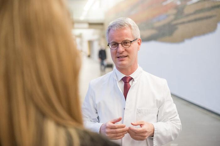 Professor Dr. Ralf Gutzmer erhält Ruf ans Universitätsklinikum Minden