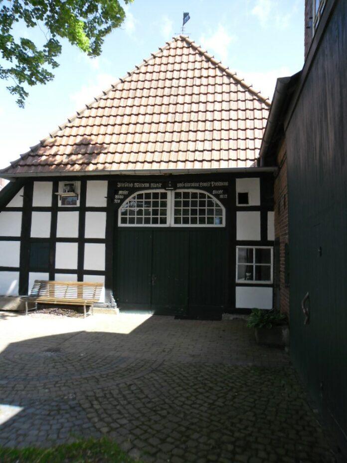 Der Heimatverein Hartum erhält für Sanierungsarbeiten im Heimathaus einen Zuschuss von der Gemeinde. Foto: Gemeinde Hille