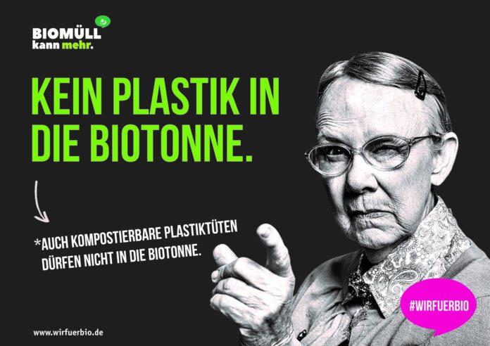 Grafik: Plakat - #Wirfuerbio - Kampagnenagentur