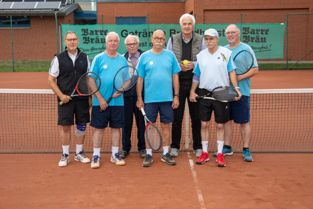 Herren Tennis - TV Hille, Dennis Hanschke