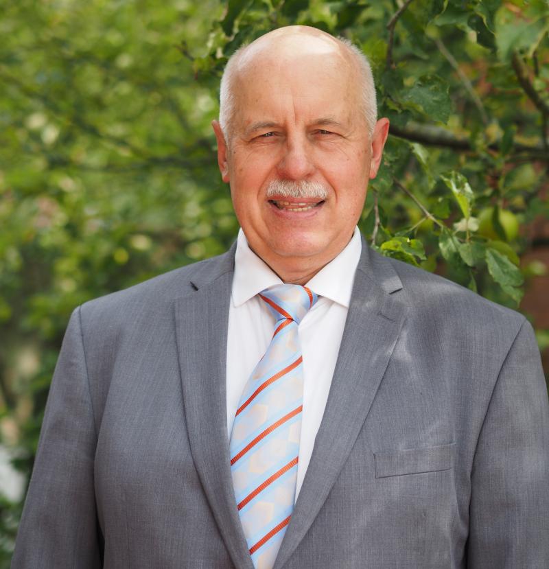 Dietrich Janzen (Bündnis C) Kandidat zur Bundestagswahl 2021