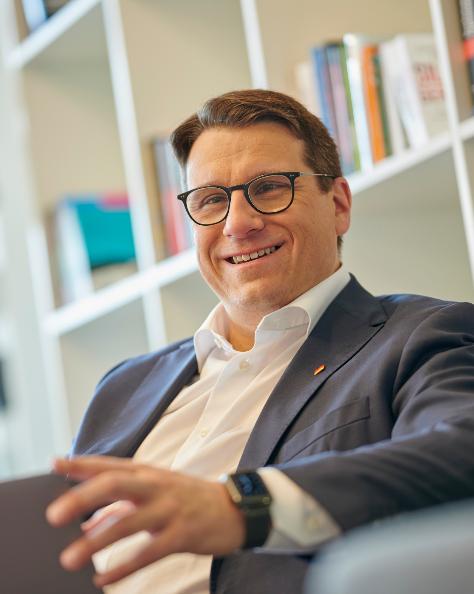 Dr. Oliver Vogt (CDU) - Kandidat Bundestagswahl 2021