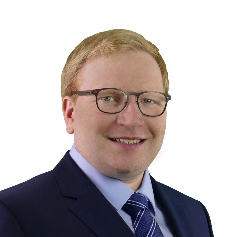 Sebastian Landwehr (AfD) Kandidat zur Bundestagswahl 2021