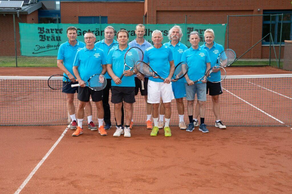 Ü55 Herren - Tennis - Westfalenliga, Dennis Hanschke