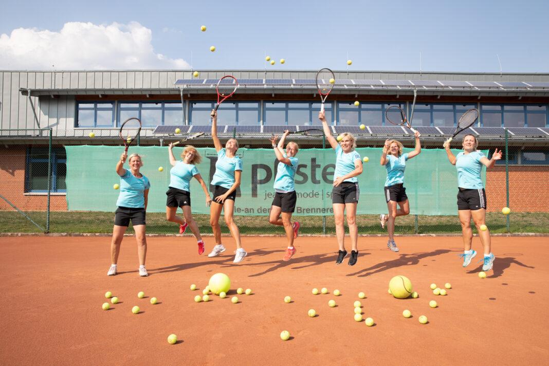 Ü30 - Damen - Tennis - TV Hille, Dennis Hanschke