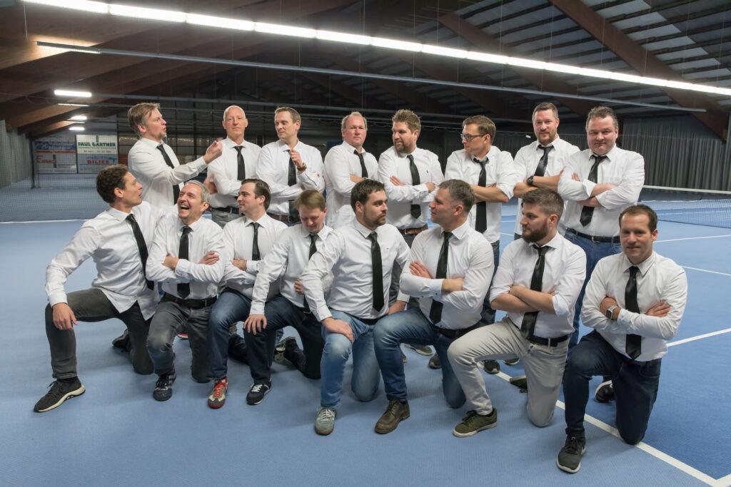 Ü30 - Herren - Tennis - TV Hille, Dennis Hanschke
