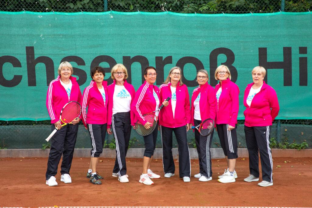 Ü55 - Damen - Tennis - TV Hille, Dennis Hanschke