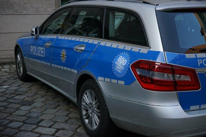 Themenbild - Polizeifahrzeug
